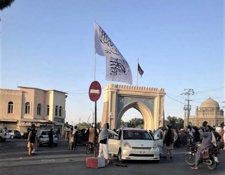 """The """"Taliban"""" controls 30 provinces"""