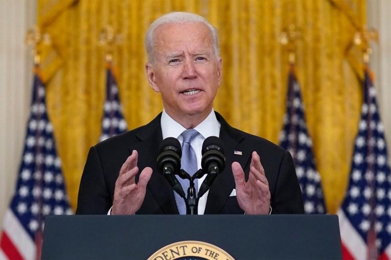 United States President Joe Biden