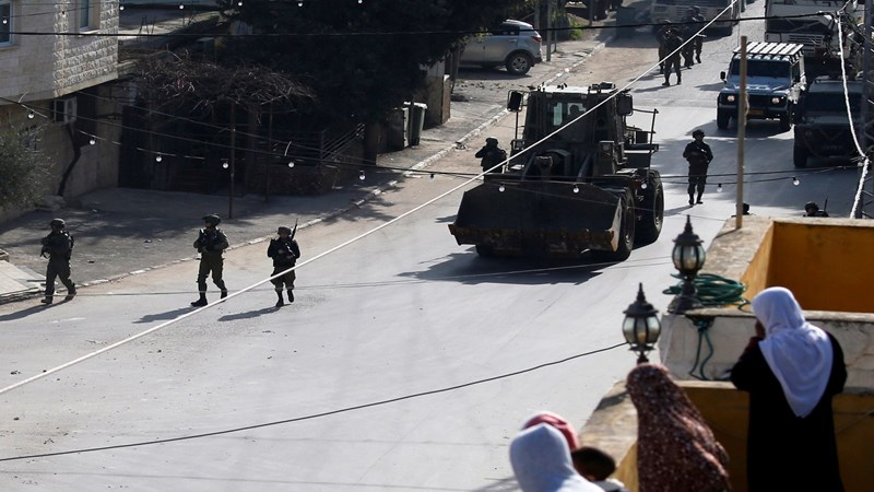 4 Killed, Others Wounded in Armed Confrontations in Jenin