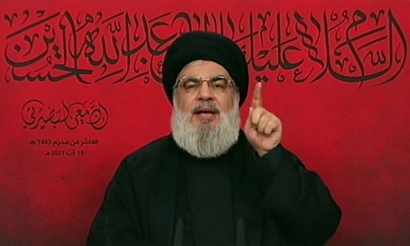 Sayyed Nasrallah: Iranian Oil Ship to Set Sail in a Few Hours
