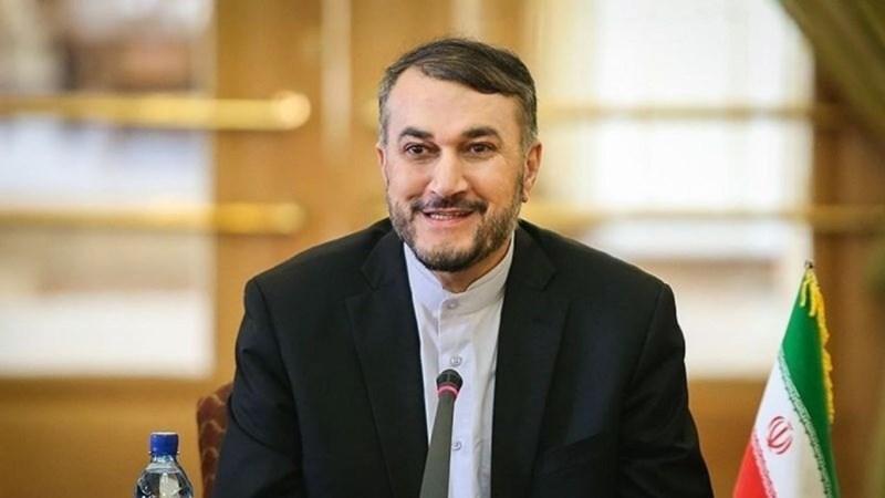 Iran's new foreign minister Hossein Amir-Abdollahian