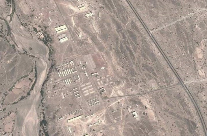 Lahij governorate's al-Anad airbase, where the STC troops are stationed