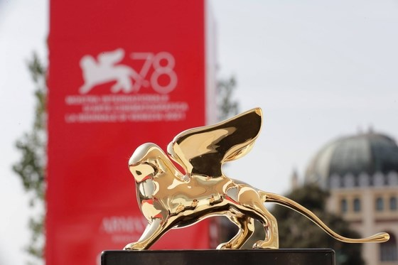 Who won this year's Golden Lion?