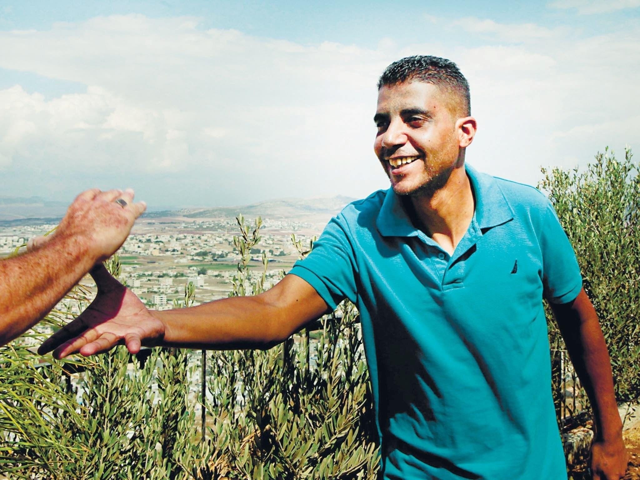 Archive photo of prisoner Zakaria Al-Zubaidi