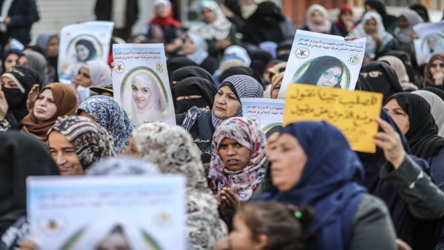 39 women, including 11 mothers, are held captive in Israeli prisons