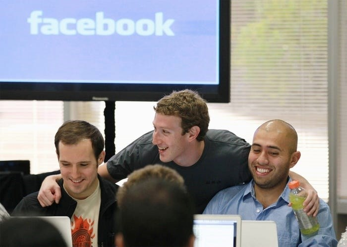 The highest salaries for non-executive positions within Facebook are in its core engineering and marketing operations.