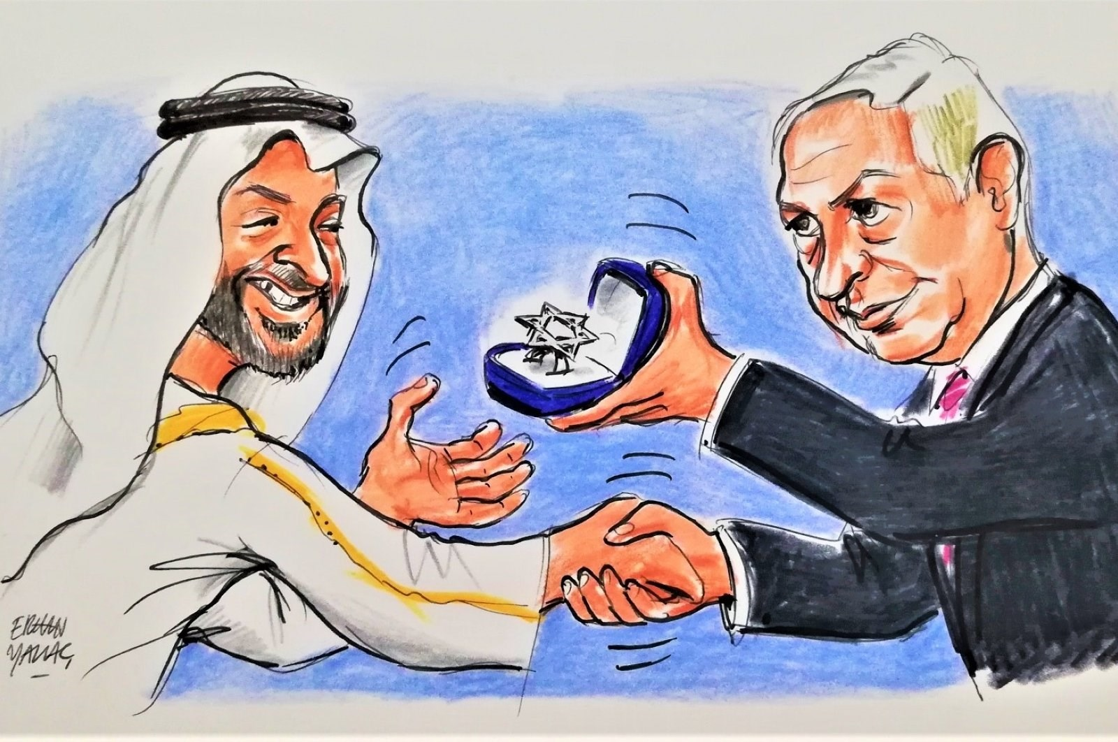 UAE Plans Economic Stretch with 'Israel' Up to $1 Trillion
