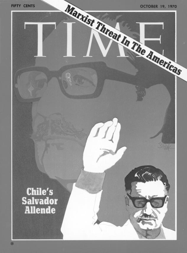 Classic US propaganda: Allende, a Marxist Threat in the Americas (1970)