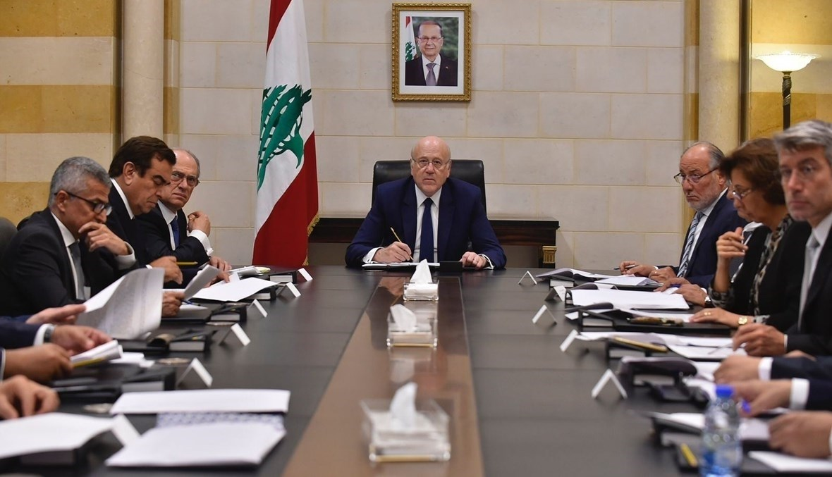 Lebanese Government Approves Ministerial Statement of Right to Resist