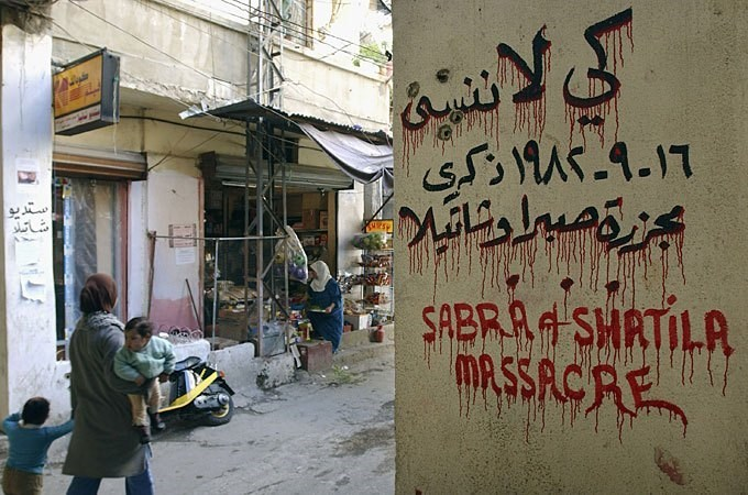 An Undying Trauma: Remembering Sabra and Shatila 39 Years Later