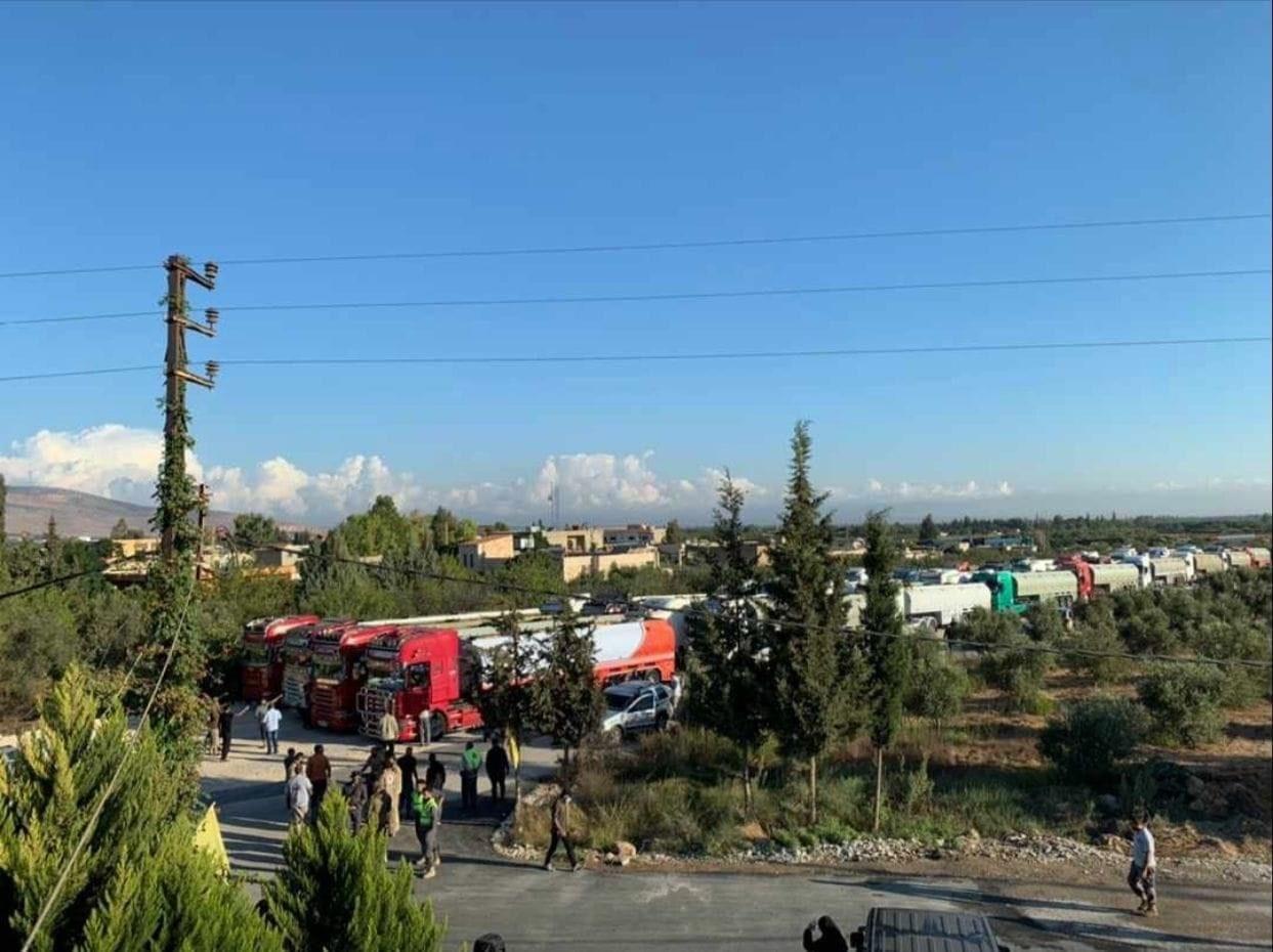 Iranian diesel tankers make it to Lebanon