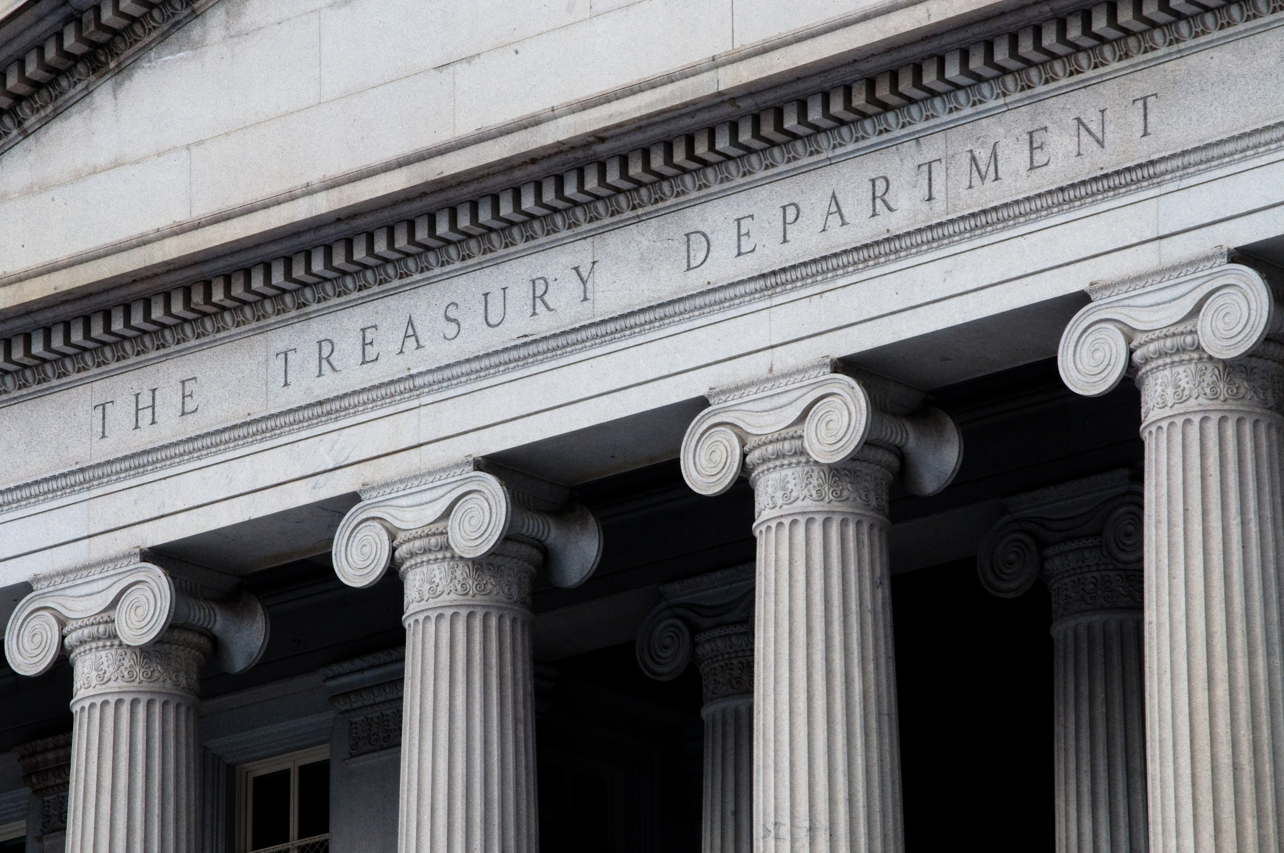 US department of the Treasury (Archive)
