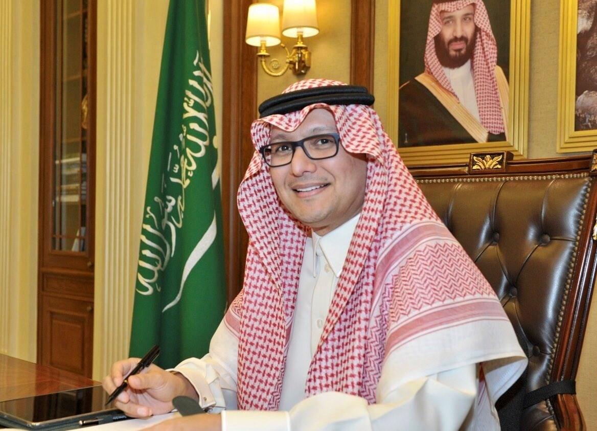 Saudi Ambassador to Lebanon Waleed Al-Bukhari