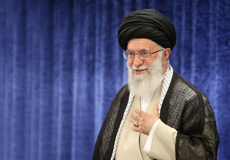 Iranian Leader Sayyed Ali Khamenei